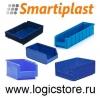 Пластиковые складские лотки для склада лоток складской