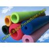 Линия производства трубы и бруска из вспененного полиэтилена (PE)